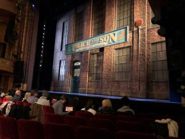 Al Hirschfeld Theatre, secção: Orchestra R, fila: G, lugar: 14, 16