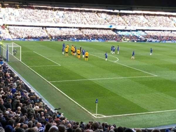 Stamford Bridge, secção: MH Lower, fila: EE, lugar: 376