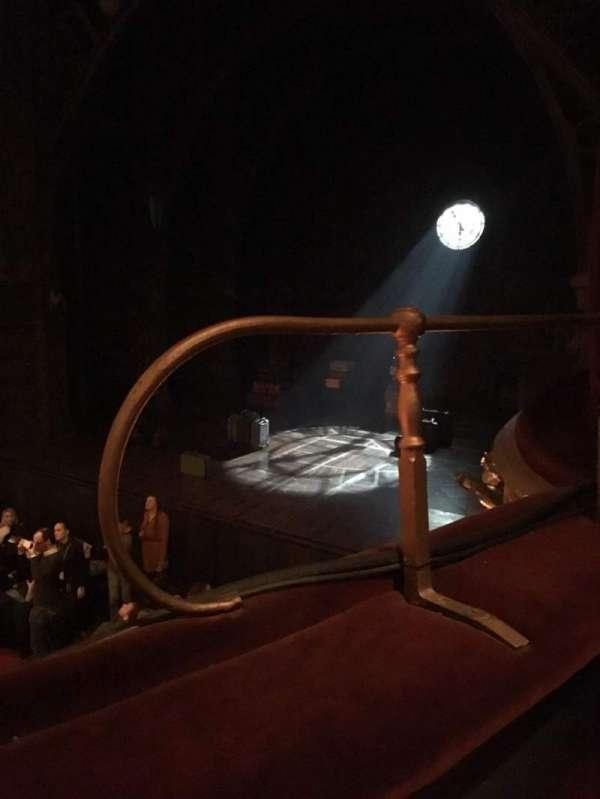 Palace Theatre (West End), secção: Dress circle, fila: A, lugar: 3