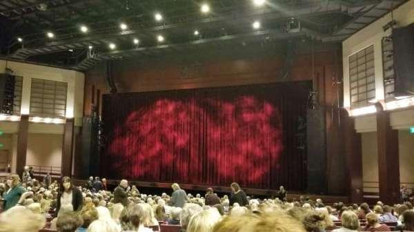 North Charleston Performing Arts Center, secção: OR3, fila: W, lugar: 14
