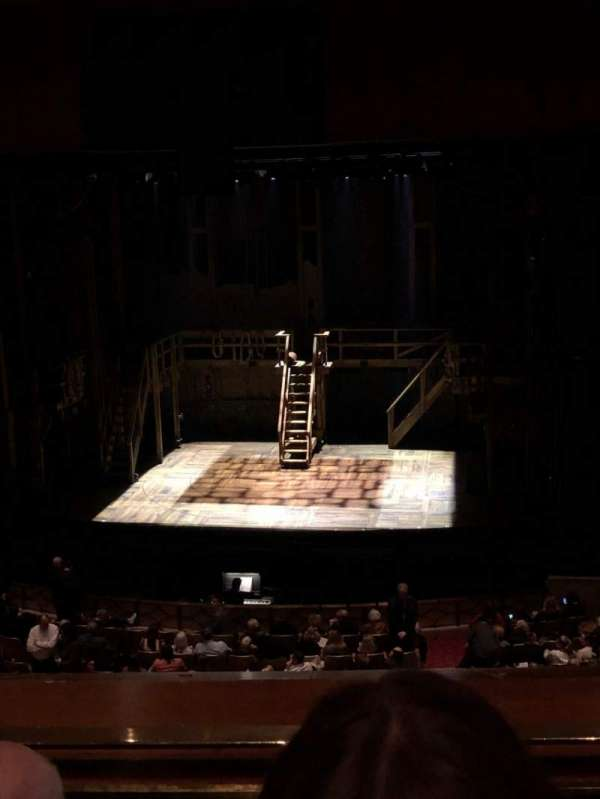 Fisher Theatre, secção: LRTCNT, fila: C, lugar: 116