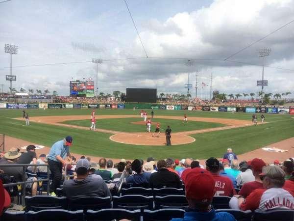 BayCare Ballpark, secção: 111, fila: 13, lugar: 11