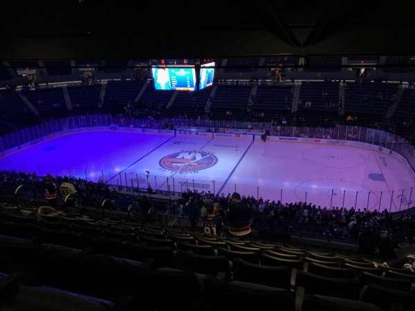 Nassau Veterans Memorial Coliseum, secção: 201, fila: 15, lugar: 6