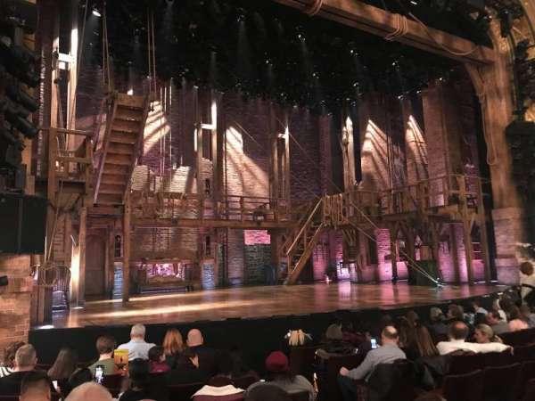 Richard Rodgers Theatre, secção: Orchestra L, fila: H, lugar: 9