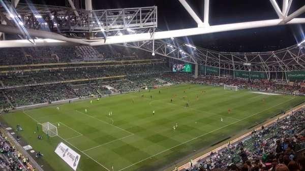 Aviva Stadium, secção: 510