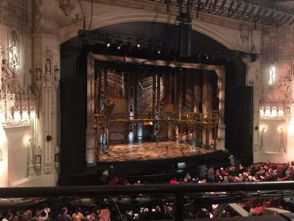 Orpheum Theatre (San Francisco), secção: Lodge, fila: B, lugar: 6