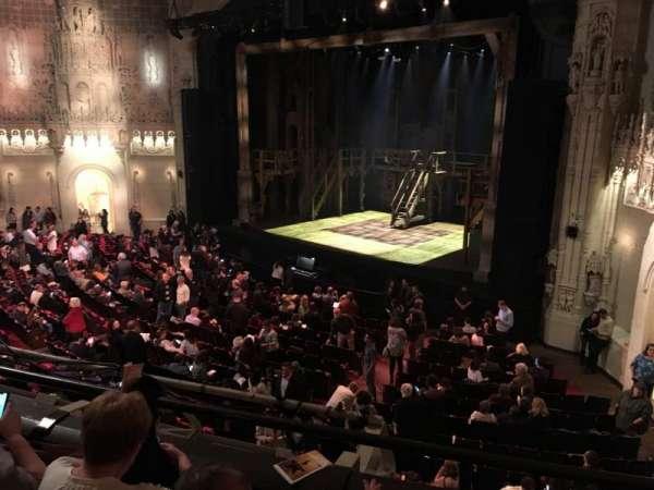 Orpheum Theatre (San Francisco), secção: Loge, fila: C, lugar: 24