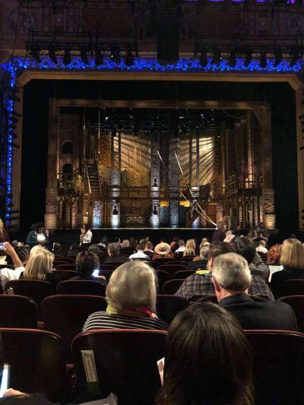Saenger Theatre (New Orleans), secção: Orchestra Center, fila: R, lugar: 105