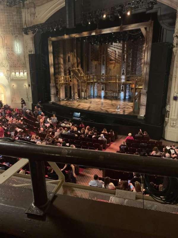 Orpheum Theatre (San Francisco), secção: Loge, fila: A, lugar: 16
