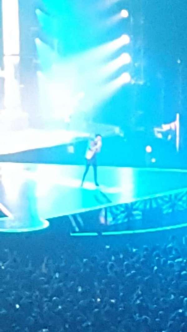 Arena Birmingham, secção: 10 upper, fila: MM, lugar: 465