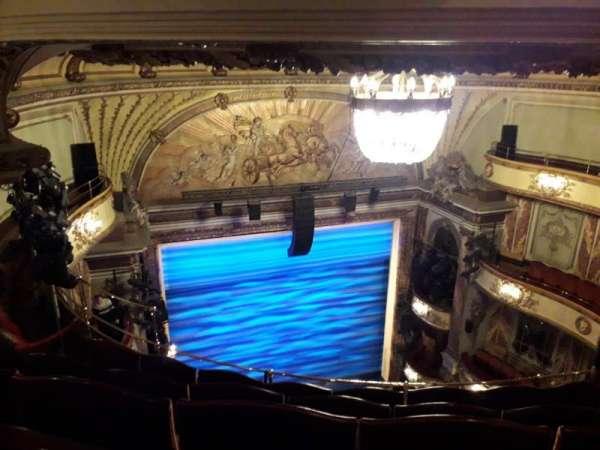 Novello Theatre, secção: balcony, fila: E, lugar: 22