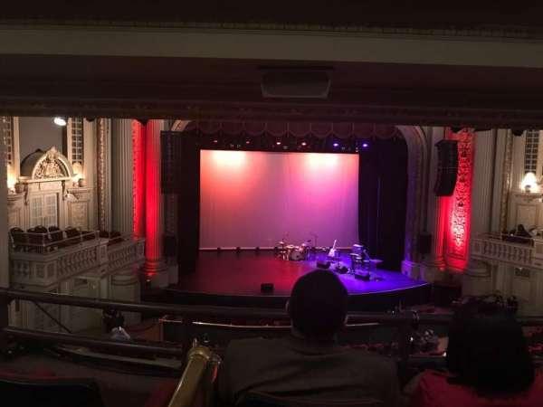 Majestic Theatre - Dallas, secção: R, fila: C, lugar: 3