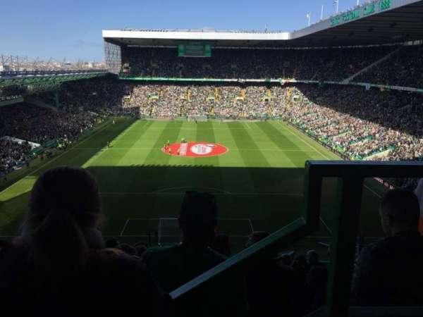 Celtic Park, secção: 416, fila: L, lugar: 17