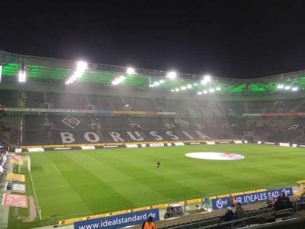 Borussia Park, secção: 19, fila: 26, lugar: 3