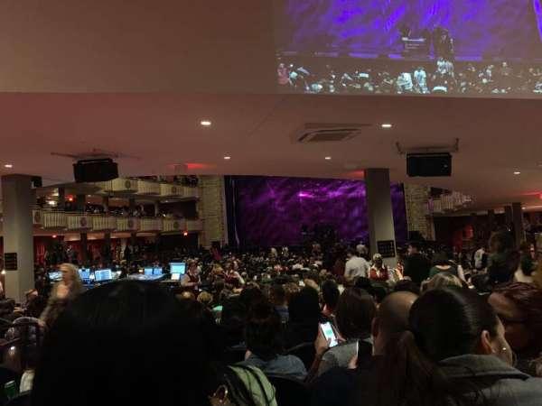 The Met Philadelphia, secção: Orchestra 5, fila: N, lugar: 6
