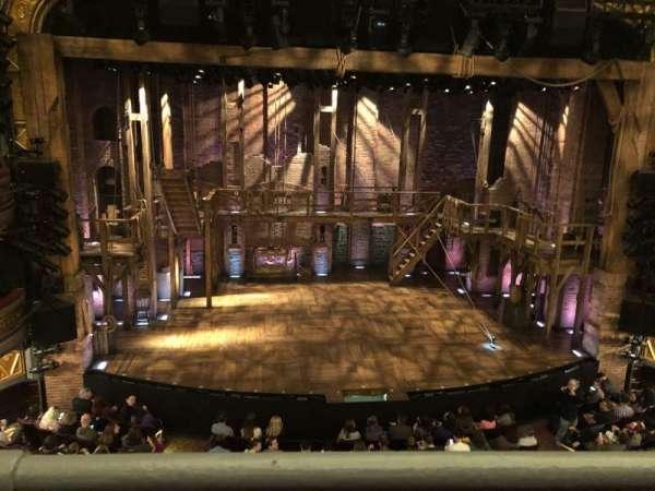 Richard Rodgers Theatre, secção: Front Mezzanine C, fila: A, lugar: 111-112
