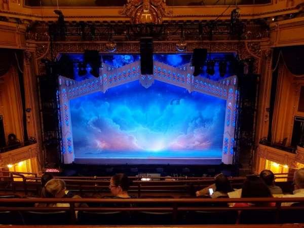 Hippodrome Theatre, secção: CMBAL, fila: E, lugar: 310