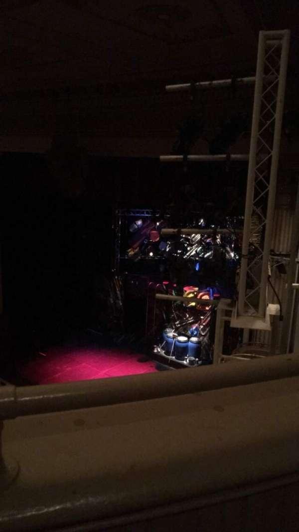 Shubert Theater (New Haven) , secção: Balc, fila: A, lugar: 28