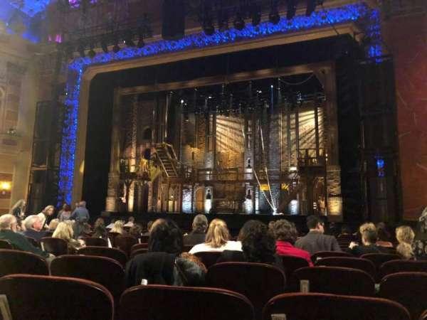 Saenger Theatre (New Orleans), secção: Orchestra Right, fila: P, lugar: 10 and 12