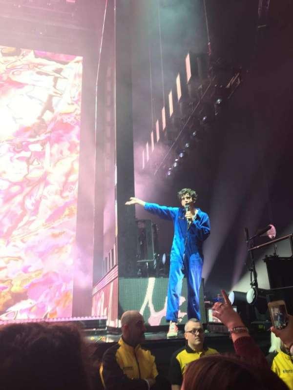 Manchester Arena, secção: Standing