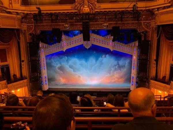 Hippodrome Theatre, secção: CMBAL, fila: E, lugar: 311