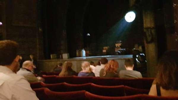 Palace Theatre (West End), secção: Stalls, fila: E, lugar: 3