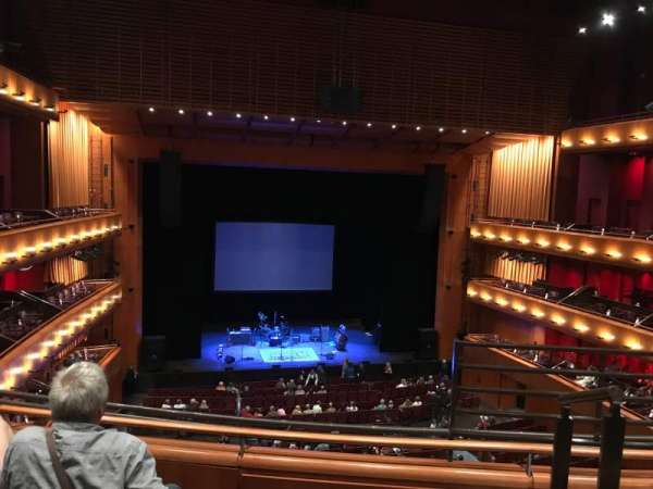 Tobin Center for Performing Arts, secção: Left Mezzanine, fila: C, lugar: 2