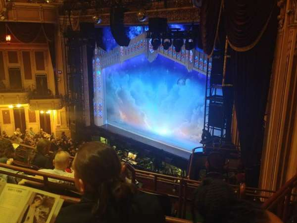 Hippodrome Theatre, secção: RMBAL, fila: E, lugar: 232