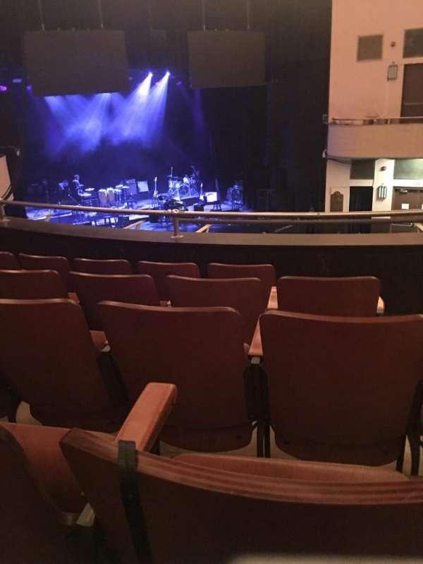 Chevalier Theatre, secção: BALLEFT, fila: E, lugar: 7