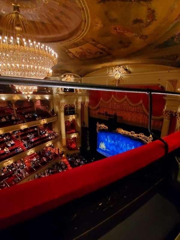 Academy of Music, secção: Amphitheater C, fila: A, lugar: 30