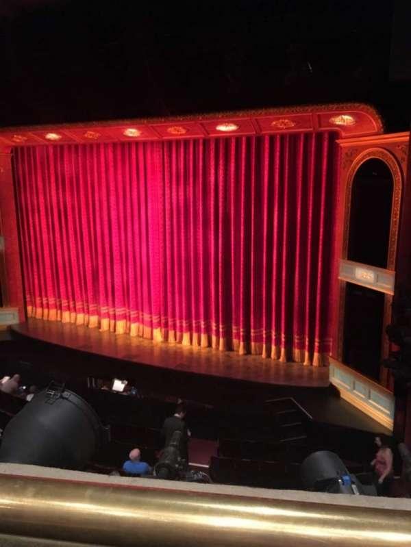 Marquis Theatre, secção: Mezzanine R, fila: A, lugar: 12