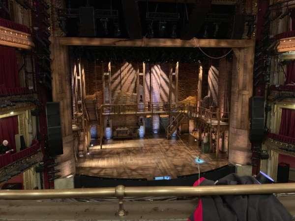 CIBC Theatre, secção: Mezzanine LC, fila: B, lugar: 309-311