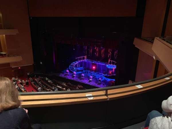 Durham Performing Arts Center, secção: Balcony 10, fila: B, lugar: 213