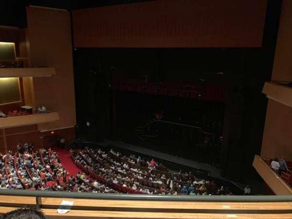 Durham Performing Arts Center, secção: Balcony 10, fila: B, lugar: 209