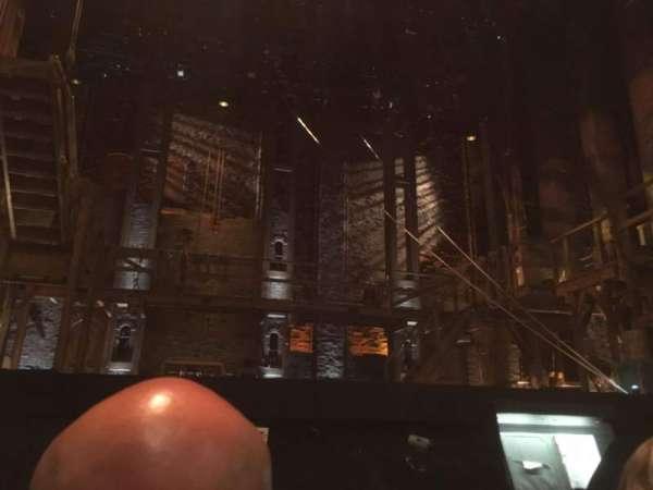 Orpheum Theatre (San Francisco), secção: Orchestra, fila: B, lugar: 105