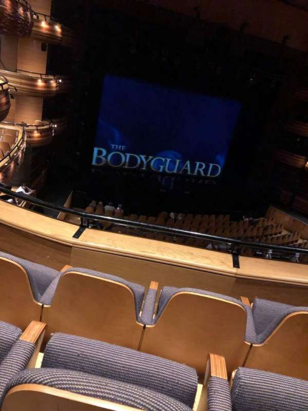 Donald Gordon Theatre at the Wales Millennium Centre, secção: Circle, fila: C, lugar: 6
