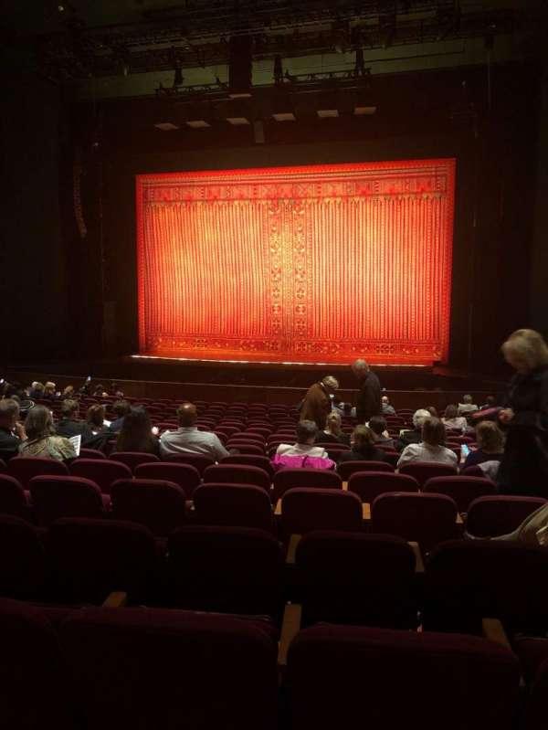 San Jose Center For The Performing Arts, secção: Orchestra, fila: 17, lugar: 21