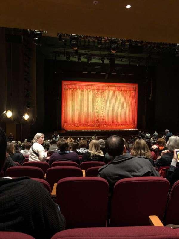 San Jose Center For The Performing Arts, secção: Orchestra, fila: 24, lugar: 34