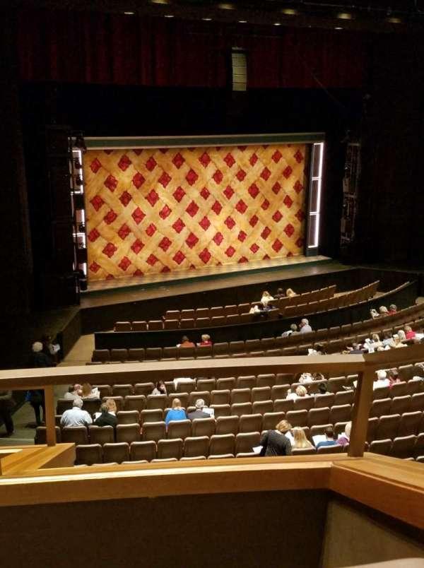 Chapman Music Hall - Tulsa Performing Arts Center, secção: Left Mezzanine, fila: E, lugar: 3