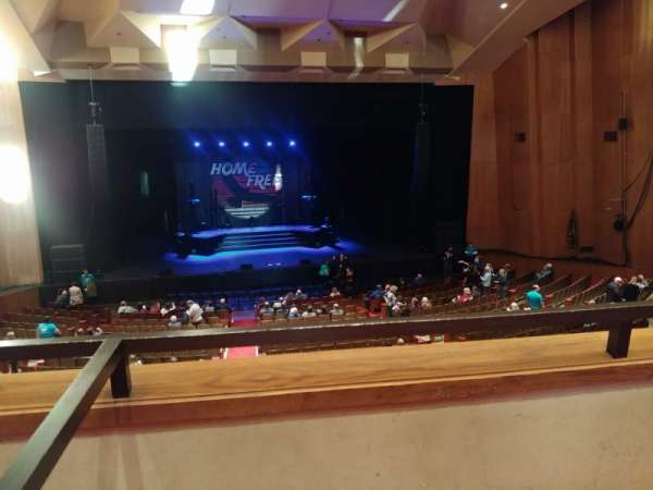 Keller auditorium, secção: Box 7, fila: 2, lugar: 9