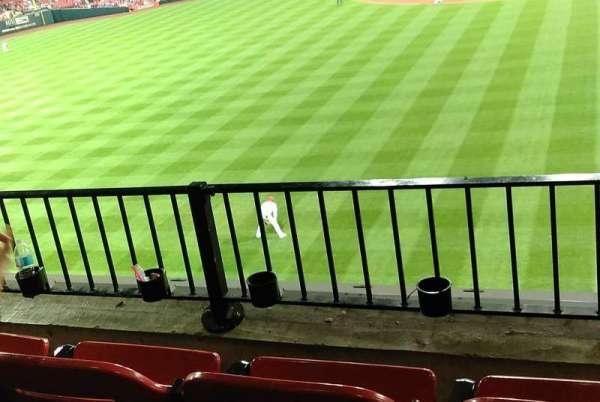 Busch Stadium, secção: LP3, fila: 3, lugar: 15