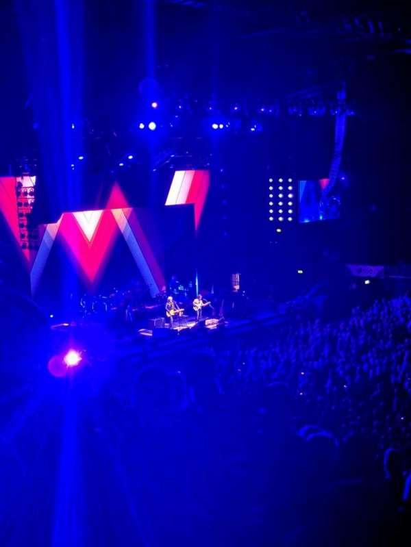 SSE Arena, Wembley, secção: S7, fila: Q, lugar: 84