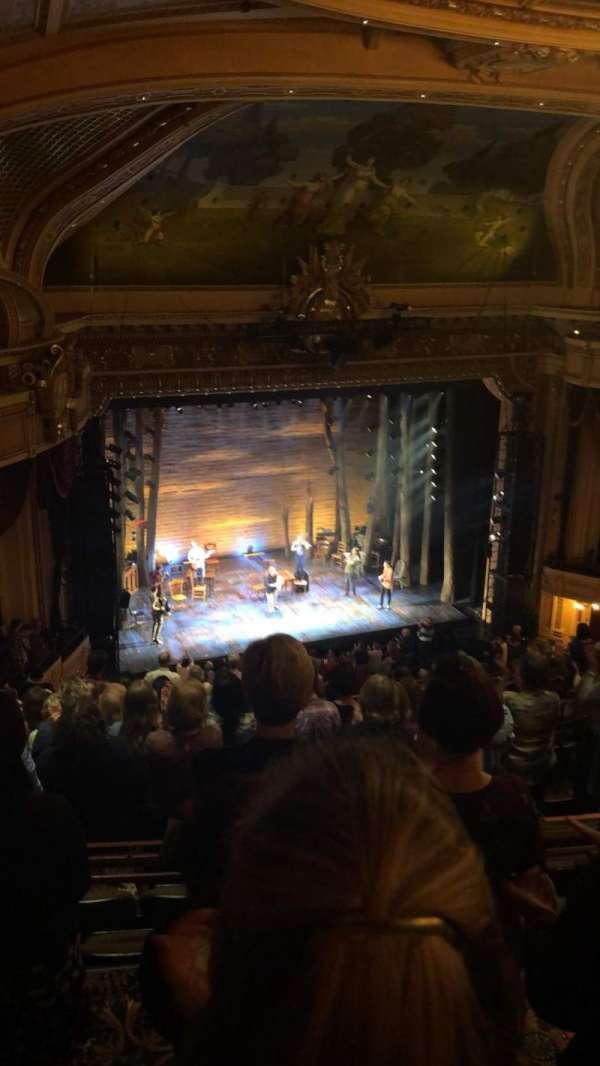 Hippodrome Theatre, secção: LUBAL, fila: P, lugar: 219