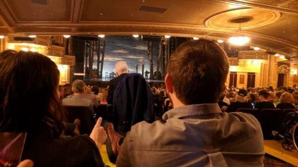 Hippodrome Theatre, secção: Sec LORCLV, fila: Row CC, lugar: 1
