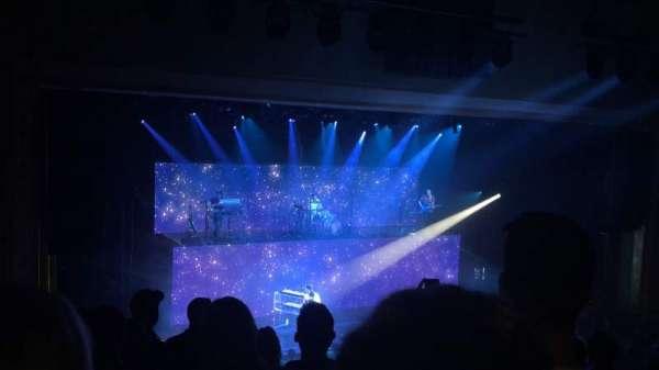 Ryman Auditorium, secção: Bal-14, fila: G, lugar: 6