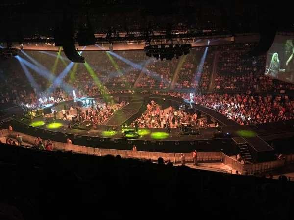 Greensboro Coliseum, secção: 233, fila: K, lugar: 9
