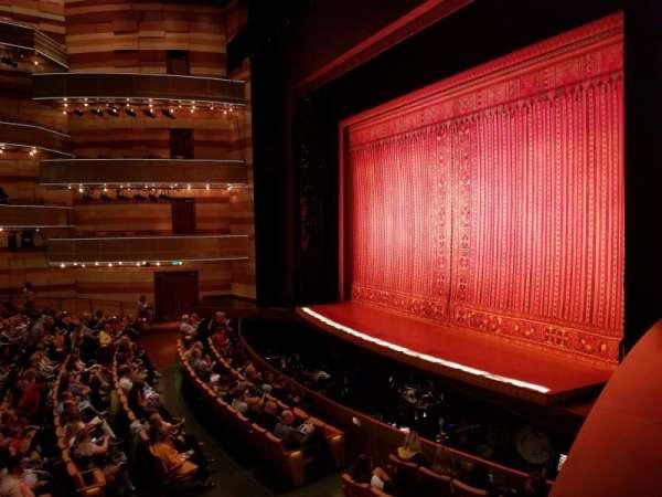 Eccles Theater, secção: Box A