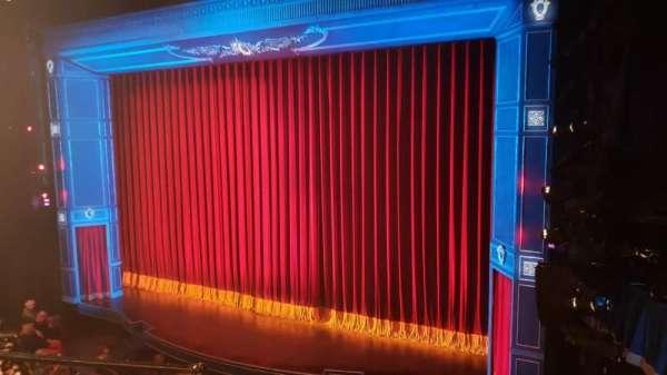 Studio 54, secção: Front Mezzanine - Right Side, fila: CC, lugar: 6