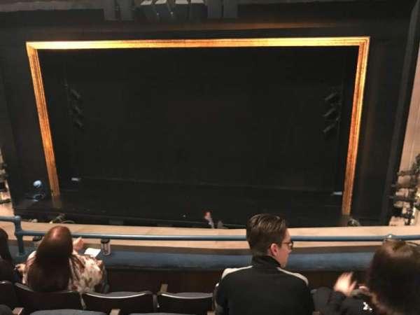 Ambassador Theatre, secção: Front Mezzanine RC, fila: D , lugar: 112