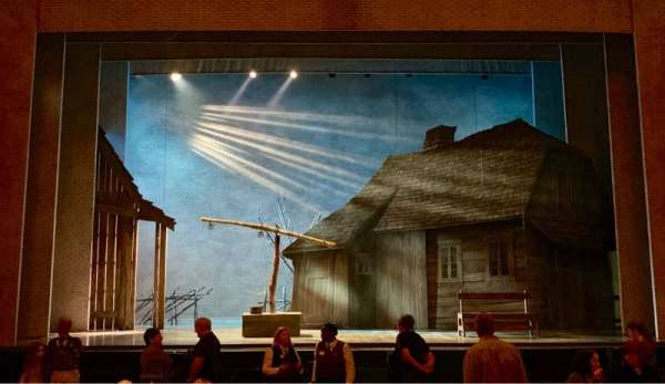 Hollywood Pantages Theatre, secção: Orchestra C, fila: L, lugar: 107
